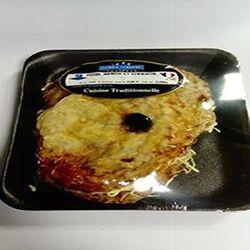 Pizza jambon et emmental x2 VERRIERE TRAITEUR 300g