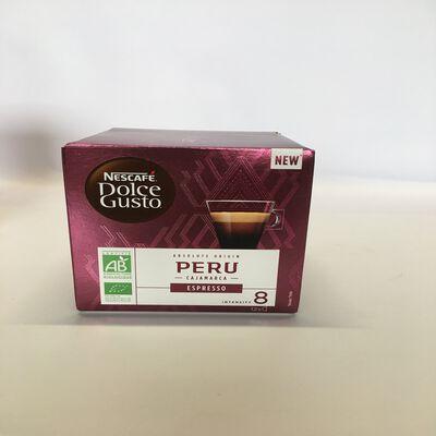 DOLCE GUS.LUNGO PERU.NESC.84G