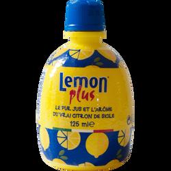 Citron jaune pressé Lemon EUROFOOD, 12,5cl