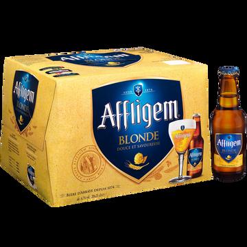 Affligem Bière Blonde Affligem 6,7° Belge D'abbaye, 20x25cl