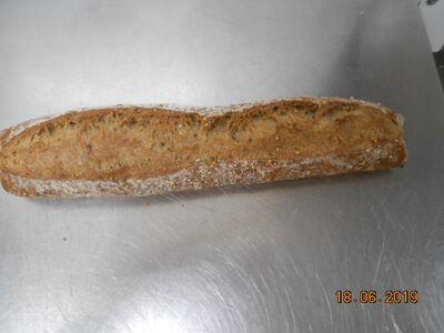 Baguette 6 céréales 250g