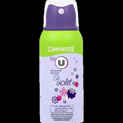 Pour Femme So Violet Déodorant De Parfum Compressé By UAtomiseur nm8N0w
