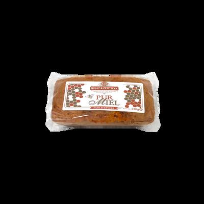 Pain d'épices pur miel MULOT ET PETITJEAN, 230g