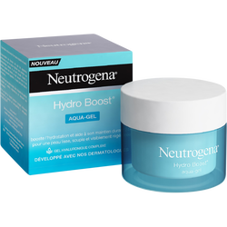 Gel hydratant aqua hydro boost NEUTROGENA, pot de 50ml