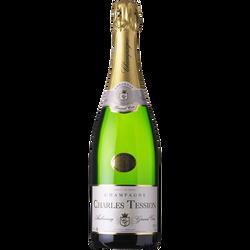 Champagne Brut Grand Cru Charles Tession, 12°, 75cl