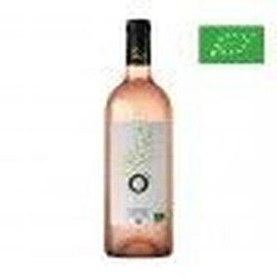 Vin Rosé IGP Bi-O 2 Terres Pays D'Oc Saint Félix Saint Jean Vin biologique 12%vol. 75cl