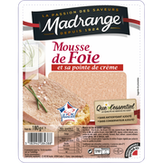 Madrange Mousse De Foie Viande De Porc Française Madrange, 180g