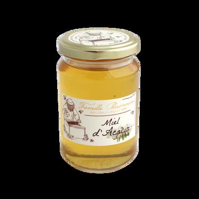 Miel d'Acacia liquide Hongrie FAMILLE PERRONNEAU, 375g