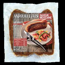 Andouillette mexicaine, France, x4, barquette 500g