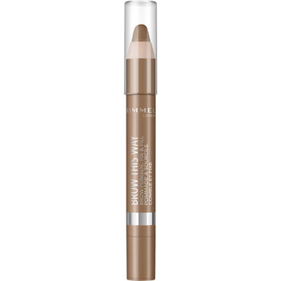 Cire sourcils brow this way medium dark 002 RIMMEL, 3,25g