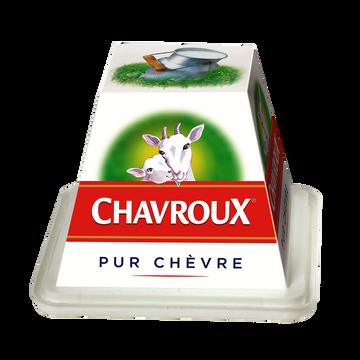 Chavroux Fromage Pasteurisé De Chèvre Frais Chavroux, 13,5%mg, 150g