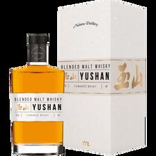 Whisky blended Malt Taiwan Yushan, 40°, bouteille de 70cl