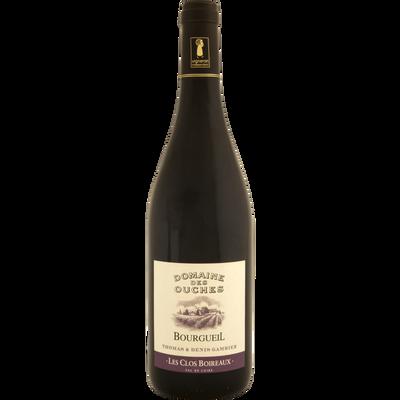 Vin rouge Bourgueil AOP domaine Des Ouches le Clos Boireaux, carton de6x75cl