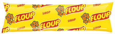 4 FLOUP SIROP ANANAS