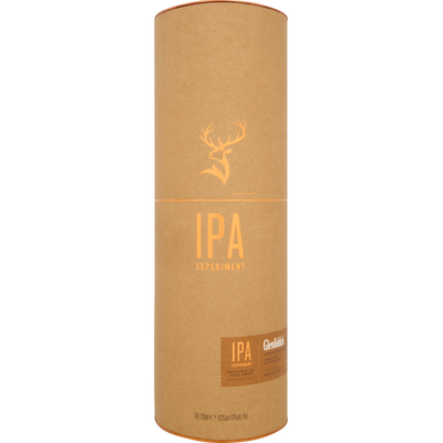 Scotch whisky GLENFIDDICH IPA, 43°, bouteille de 70cl sous étui