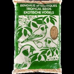 Mélange de graines pour bengalis, sac 1kg