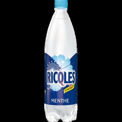 Soda à la menthe RICQLES, 1,5l