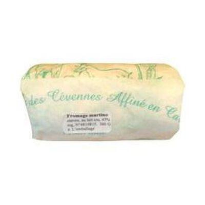 Fromage de chèvre des Cévennes au lait cru, 45%MG, 6x60g