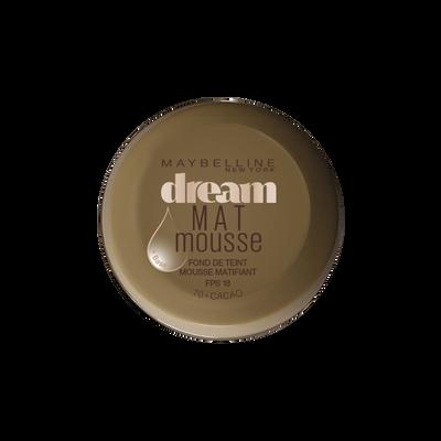 Fond de teint dream mat 70 cacao GEMEY MAYBELINE, nu