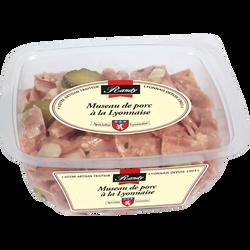 Museau de porc à la Lyonnaise, RANDY, 300g
