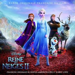 CD La Reine des Neiges 2