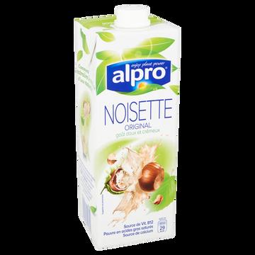 Alpro Boisson Végétale Noisette Alpro, 1 Litre