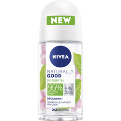Déodorant green tea NATURALLY GOOD nivéa bille 50ml