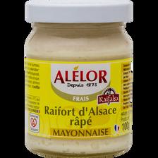 Raifort râpé mayonnaise RAIFALSA, 140g