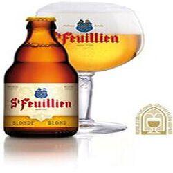 ST FEUILLIEN Blonde 33 cl 7,5 %