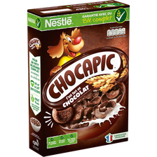Céréales chocapic NESTLE, paquet de 430g