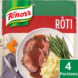 Sauce déshydratée liée pour rôti KNORR 20g 0,200l
