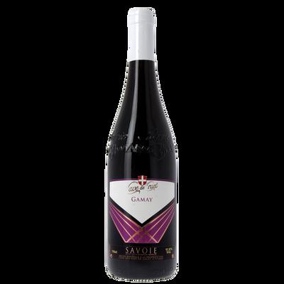 Vin de Savoie AOP rouge Gamay Cave de Cruet, 75cl