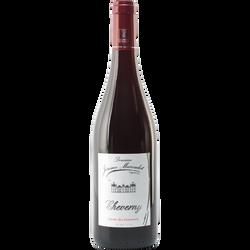 Vin rouge Cheverny AOP Cuvée des Gourmets, bouteille de 75cl