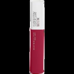 Superstay matte ink pinks 145 front nu MAYBELLINE