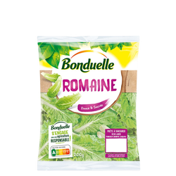 Salade romaine, BONDUELLE, sachet, 200g