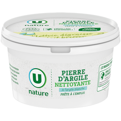 Pierre d'argile multi-usages U NATURE pot 400g