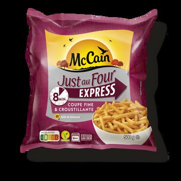 Mc Cain Just Au Four Express Mc Cain, 500g