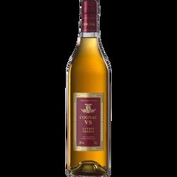 Cognac VS GUERIN FRERES, 40°, bouteille de 70cl