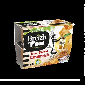 Carabreizh Breizh'pom Pomme Carabreizh, 4x95g