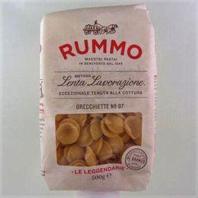 Pâtes Orecchiette n°87 RUMMO ,500g