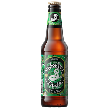 Brooklyn Bière Blonde Brooklyn Lager 5°2 33cl