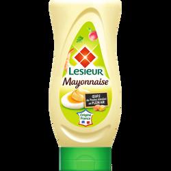 Mayonnaise classique LESIEUR, flacon souple de 425g