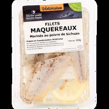 Filets de maquereaux au poivre de Sishuan, LA SABLAISE, France, 140g