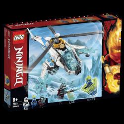 LEGO® Ninjago - Le ShuriCopter - 70673 - Dès 8 ans