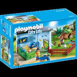 Playmobil City Life - Maisonnette des rongeurs et lapins - 9277 - Dès4 ans