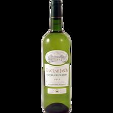 """Vin blanc AOP Entre Deux Mers """"Château Janon"""", bouteille de 75cl"""