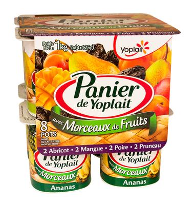 Abricot/Mangue/Poire/Pruneaux