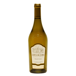 Vin blanc Côtes du Jura Tradition AOP Jacobins, 75cl