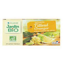 JB Infusion Tilleul Oranger