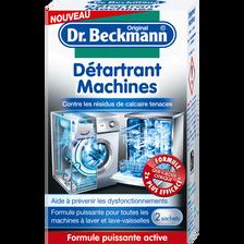 Détartrant machines poudre DR BECKMANN, sachet, 2x50g
